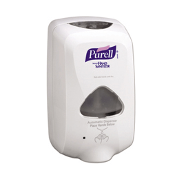 Dozator gel dezinfectant cu senzor